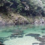 川も綺麗な屋久島。