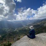 青空の似合う白谷雲水峡